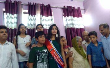 मिस इंडिया एलीट में हरियाणा का प्रतिनिधित्व करेगी रितू लखीना