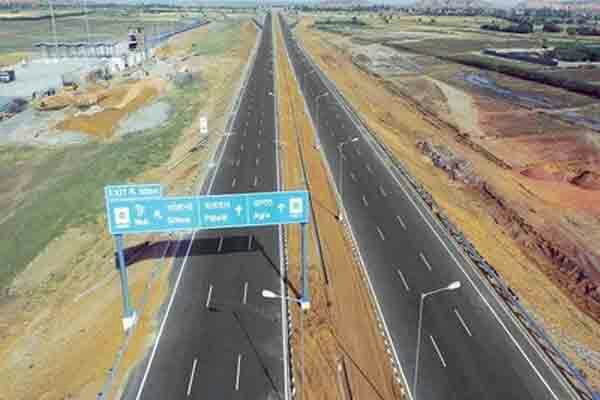 KMP Expressway to Connect Haryana's Highways