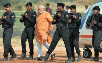 प्रधानमंत्री का सुरक्षा चक्र और सख्त
