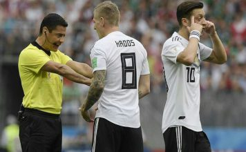 Word Cup 2018 FIFA - German media worried after losing to Mexico