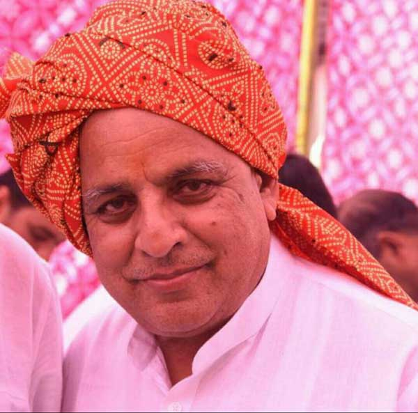 BJP government is not serious towards the national highway connecting our area and linking Punjab - Chau Satyanarayan Lathar