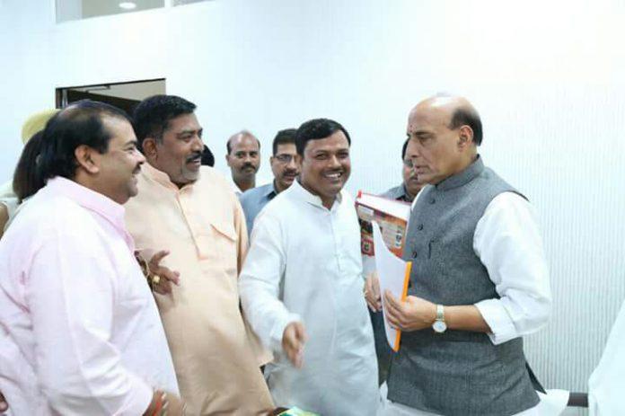 Chaurasia society deprived of political stake in Haryana - Angad Chaurasia