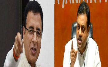"भाजपा बोली राहुल ""चाइनीज गांधी "" कांग्रेस का भी पलटवार"