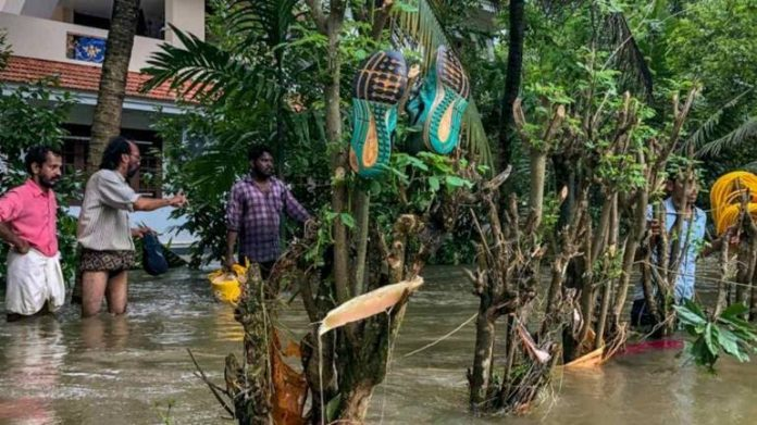 Ease my trip Donating to kerala relief fund