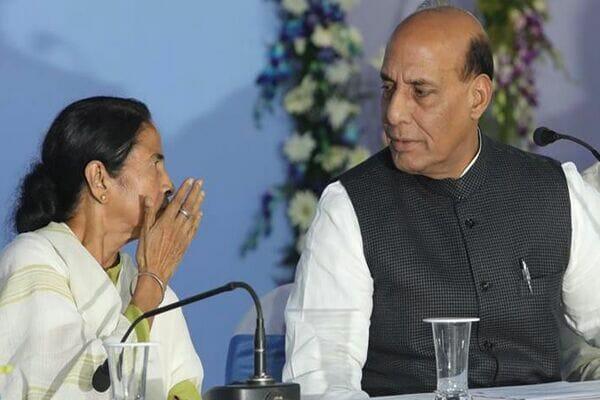 Mamta Banerjee's Front against BJP on NRC