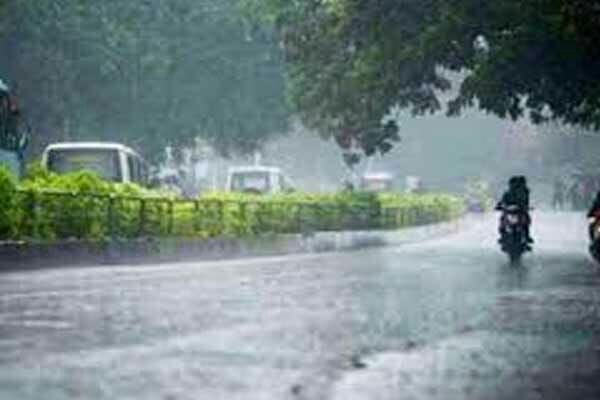 heavy rain in Uttar Pradesh, including Delhi NCR.