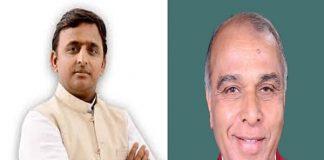 BJP President Jagdambika Pal Joined Akhilesh Yadav