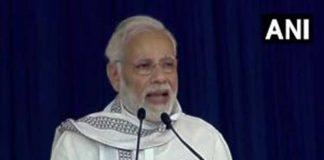 अंजर। प्रधानमंत्री नरेन्द्र मोदी ने कहा