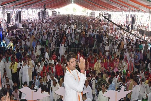 पानीपत कांग्रेस की पोल खोल हल्ला बोल रैली