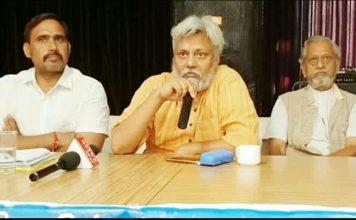 गंगा अब सरकार का मुद्दा ही नहीं रहा - जलपुरुष डॉ राजेंद्र सिंह