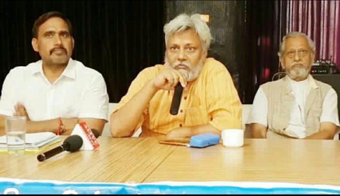 Ganga is no longer the issue of government - Jalpur Rajendra Singh