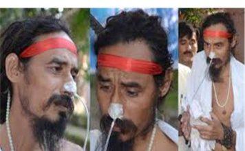 गंगा बचाने के लिए अनशन कर रहे संत गोपाल दास दून अस्पताल से भी लापता