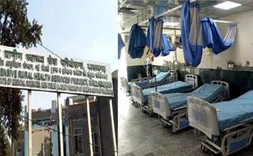 सिविल अस्पताल में राम भरोसे दी जा रही स्वास्थ्य सेवाएं