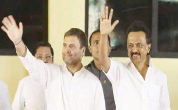 केवल गांधी में नरेंद्र मोदी को परास्त करने की क्षमता है : एम.के. स्टालिन