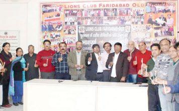 लायंस क्लब द्वारा श्रद्धाजंलि सभा का आयोजन