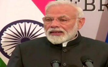 मोदी : भारत-दक्षिण कोरिया आतंकवाद के खिलाफ लड़ेंगे मिलकर