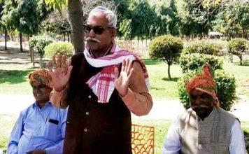 भारतीय मजदूर संघ ने 22 साल पुराने केस को जीतकर मनाई नगर निगम कर्मचारियों संग होली