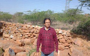 बड़े माफियाओं पर अरावली में कार्यवाही नहीं : पाराशर