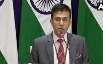 जैश का प्रवक्ता है पाकिस्तान, आतंकवाद के खिलाफ गंभीर नहीं : विदेश मंत्रालय