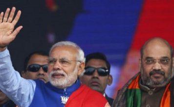 पीएम मोदी आज MP में तो भाजपा अध्यक्ष JH दौरे पर, जनसभाओं का दौर जारी