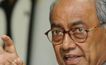 दिग्गी राजा के PM मोदी से सवाल