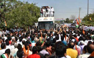 कांग्रेस का मुकाबला करना अब भाजपा के बस की बात नहीं है : गुलाम नबी आजाद