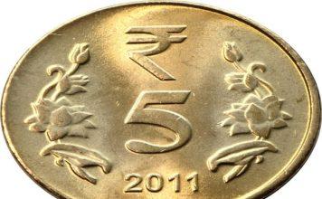 5 रु. के नकली सिक्के बनाने वाले गिरोह का पर्दाफाश, 4 गिरफ्तार