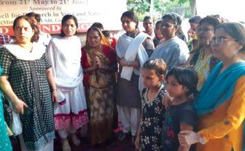 "शरद फाउंडेशन के बैनर तले तीसरा "" मातृशक्ति अन्न वितरण योजना "" कार्यक्रम सम्पन्न"
