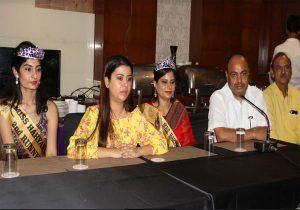 Varshini Verma and Neeraj Malik Haryana Beauty Competition Wins