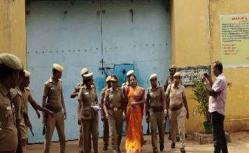 जेल से बाहर आई राजीव गांधी की हत्या की दोषी नलिनी, मिली परोल