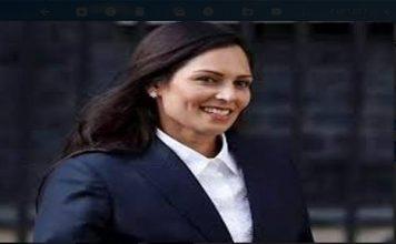 भारतीय मूल की प्रीति पटेल बनी ब्रिटेन की गृहमंत्री