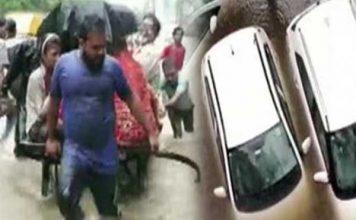 मुंबई में भारी बारिश बनी आफत, ठाणे समेत कई इलाकों में बाढ़ जैसे हालात