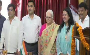 गोवा मंत्रिमंडल में फेरबदल, कांग्रेस से BJP में शामिल हुए इन MLA को दी जगह
