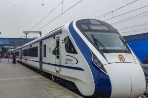 Delhi to Katra Vande Bharat Express ट्रायल रन शुरू