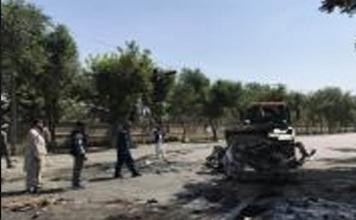 काबुल विश्वविद्यालय के बाहर आत्मघाती हमला, 9 लोगों की मौत, 33 घायल