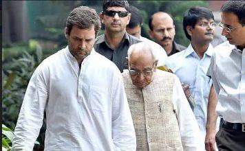 राहुल गांधी का कांग्रेस अध्यक्ष पद से इस्तीफा, अब ML वोरा देखेंगे कार्यभार