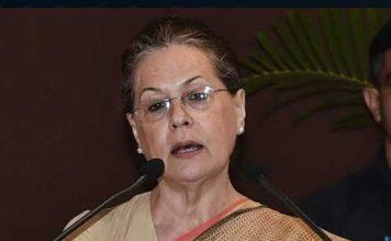 RTI एक्ट के बहाने सोनिया गांधी ने केंद्र सरकार पर साधा निशाना