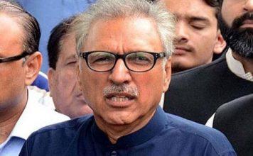 कश्मीर पर पाक राष्ट्रपति की गीदड़भभकी- युद्ध हुआ तो जिहाद से देंगे जवाब