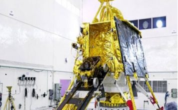 चांद के नजदीक पहुंचा Chandrayaan-2, वैज्ञानिकों ने घटाई 90% स्पीड