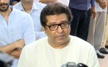 राज ठाकरे के ED दफ्तर पहुंचने से पहले पुलिस ने लगाई धारा 144
