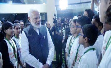 PM से छात्र बोला वह राष्ट्रपति बनना चाहता है, तो मोदी ने कुछ यु दिया जवाब