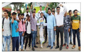 मोटर व्हीकल एक्ट की आड़ में भाजपा सरकार ने काटी आम जनता की जेब : कृष्ण अत्री