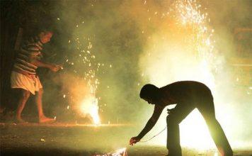 पटाखे जलाने पर लग सकती है 10 करोड़ की चपत और हो सकती है जेल