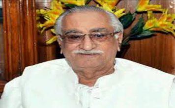 भाजपा में 82 साल की उम्र में किस नेता ने शुरू किया राजनीतिक करियर
