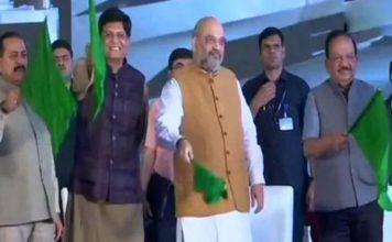 वैष्णो देवी जाने वाले यात्रियों का 4 घंटा बचाएगी वंदे भारत एक्सप्रेस, अमित शाह ने दिखाई हरी झंडी
