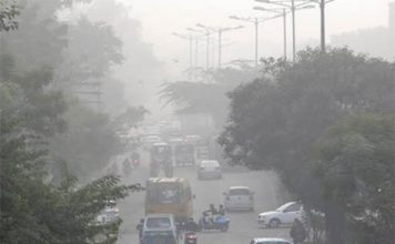 दीपावली ने बढ़ाया फरीदाबाद का प्रदूषण स्तर, एयर क्वालिटी इंडेक्स खतरनाक स्तर पर पहुंचा