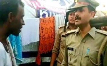 लखनऊ में अवैध बांग्लादेशियों के खिलाफ पुलिस ने चलाया सर्च ऑपरेशन