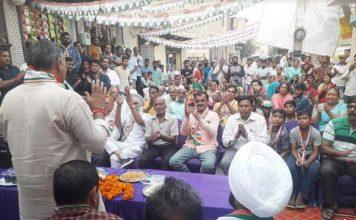 भाजपा के पास कोई रणनीति नहीं है और ना ही अधिकारी उनकी सुनते हैं : विजय प्रताप