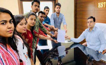 छात्र संघ चुनाव नहीं हुए तो संघर्ष करेगी ABVP : मयंक