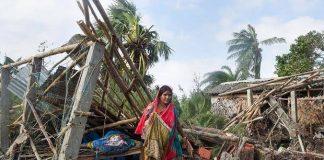पश्चिम बंगाल: 'बुलबुल' तूफान कमजोर पड़ा, लाखों लोग प्रभावित